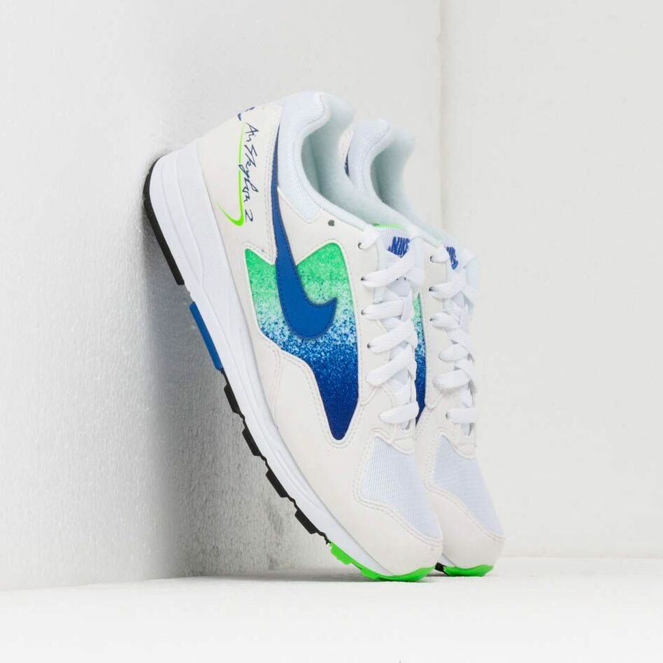 Nike Air Skylon Ii White/ Hyper Royal-Green Strike-Black EUR 43