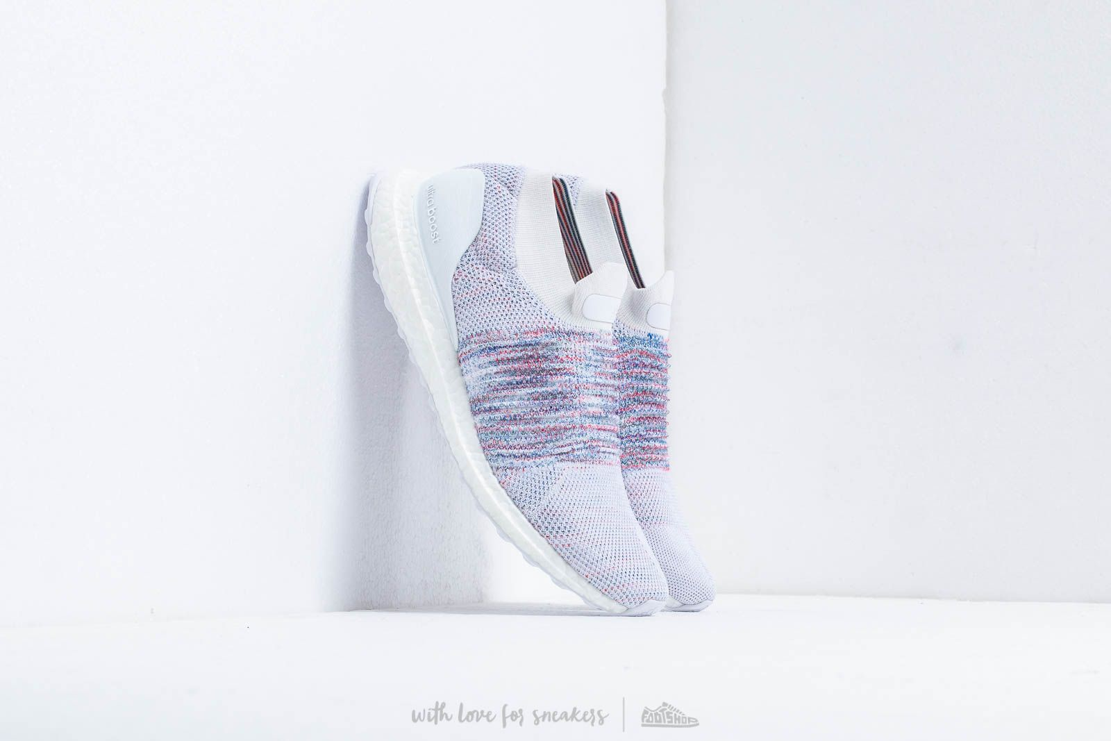 7bce8b0cb9ab adidas Ultraboost Laceless Ftw White  Active Red  Active Green at a great  price £