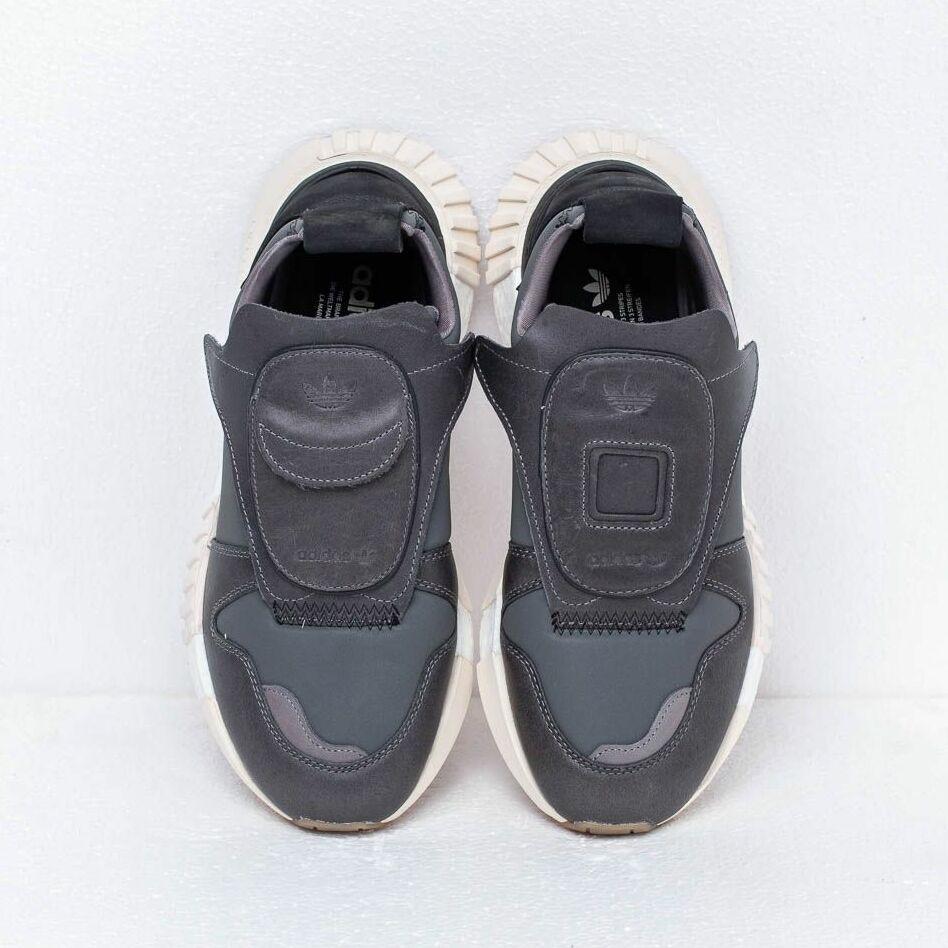 adidas Futurepacer Grey Four/ Ash Green/ Carbon, Gray