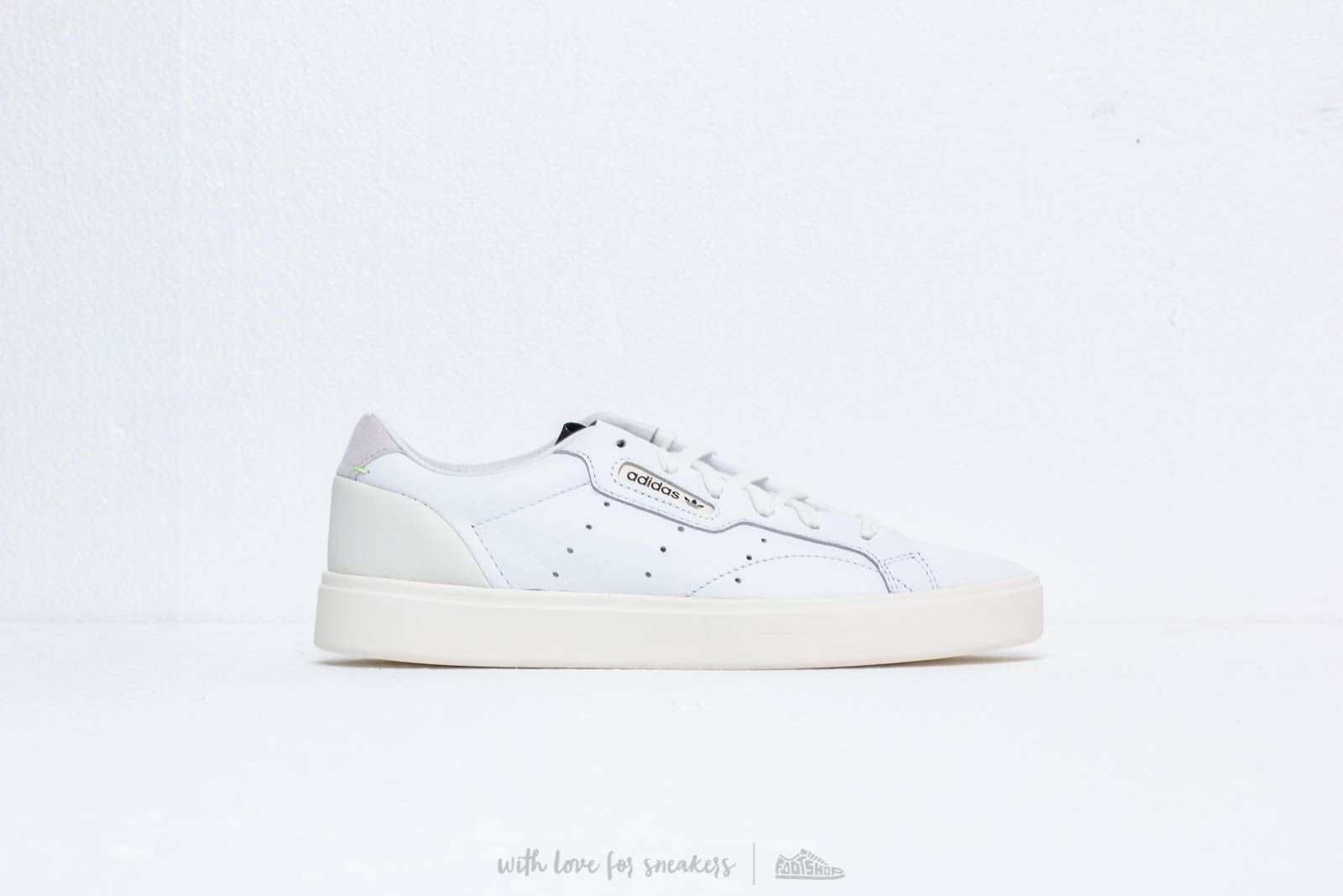 the latest 75258 1ff8b adidas Sleek W Ftw White  Off White  Crystal White at a great price 86