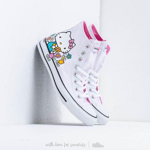 3cc7143f728c6a Converse x Hello Kitty Chuck Taylor All Star Hi