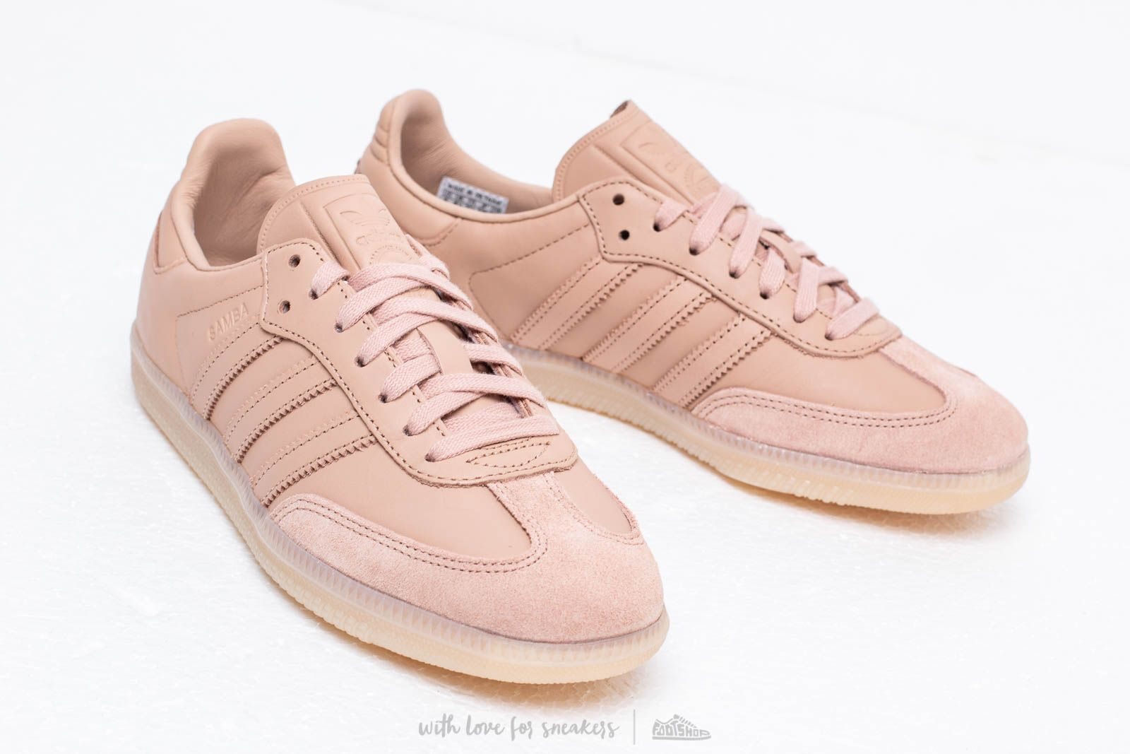 Women's shoes adidas Samba Og W Ash