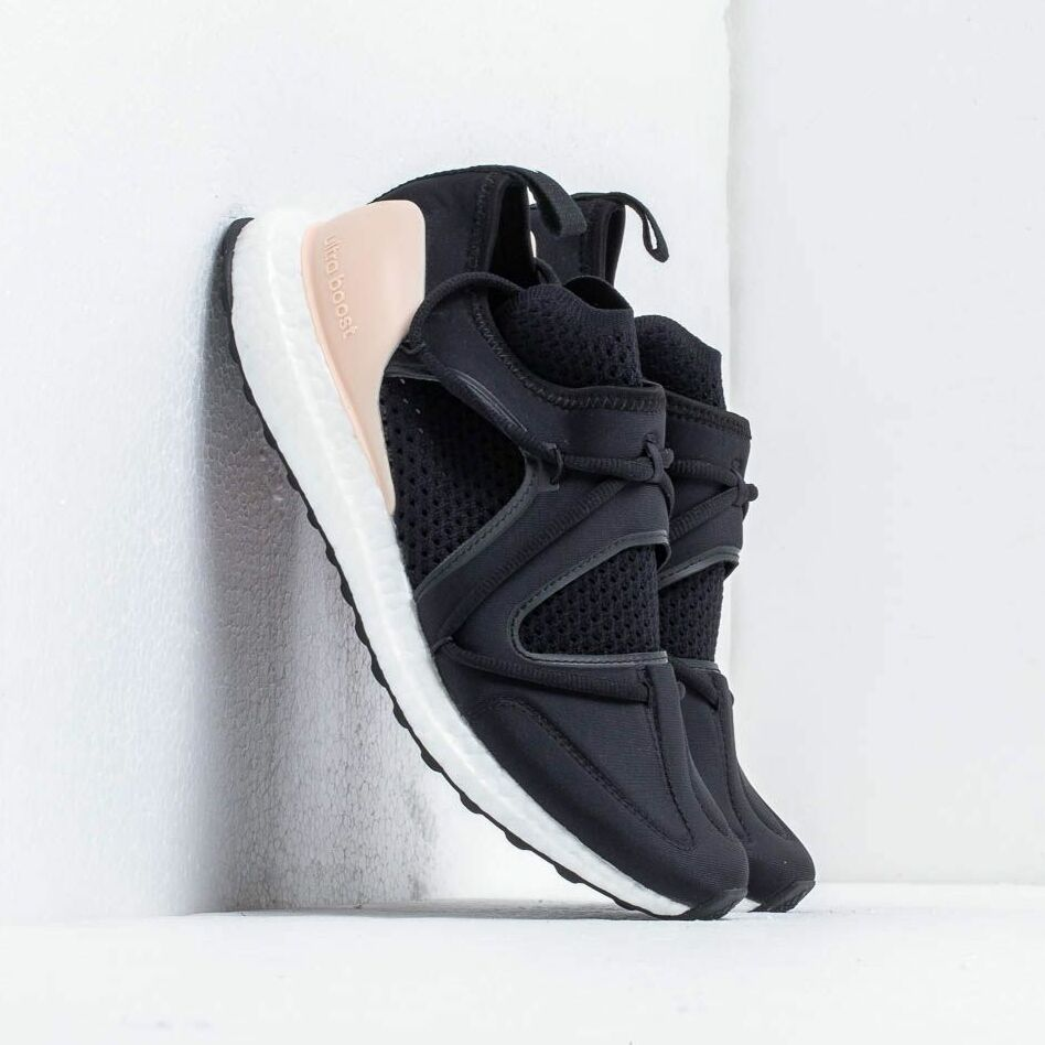 adidas x Stella McCartney Ultraboost T S Core Black Core Black
