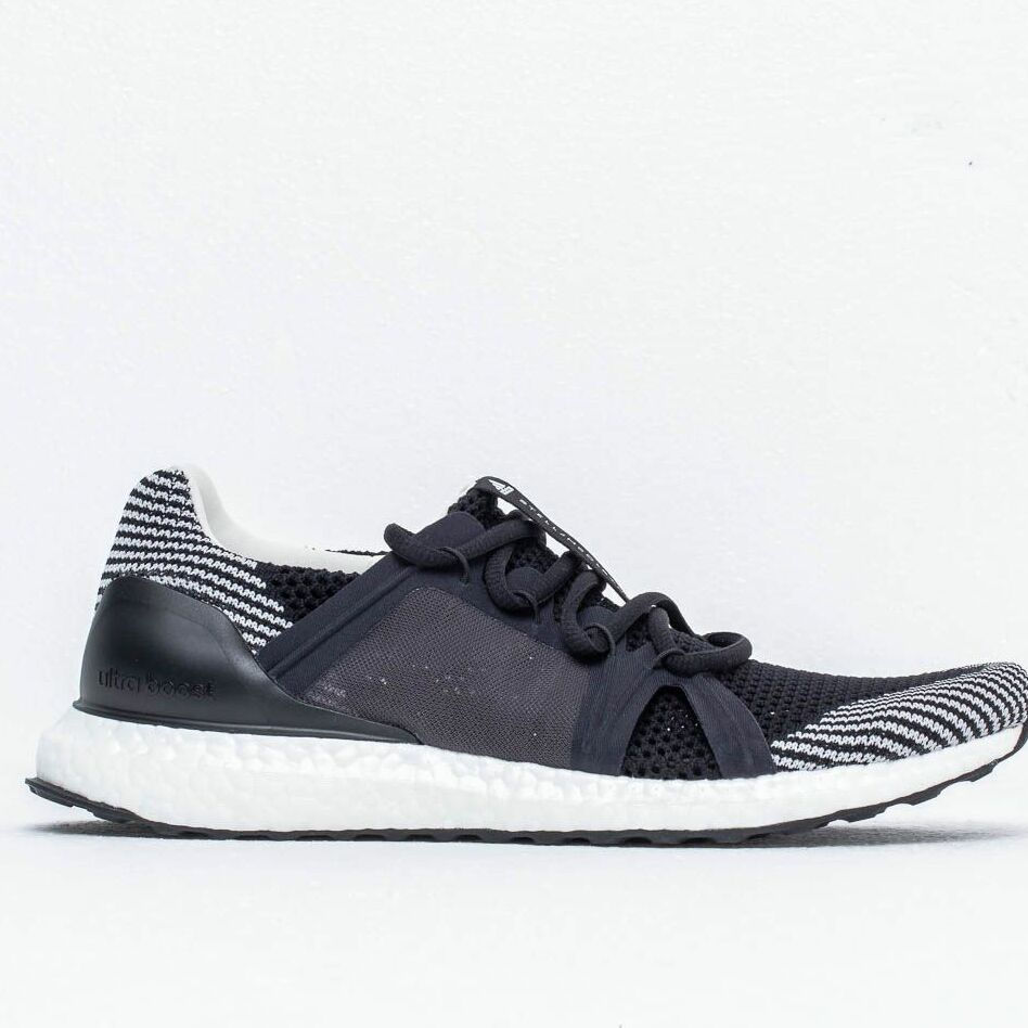 adidas Ultraboost S. Black-White / Black-White / Granite