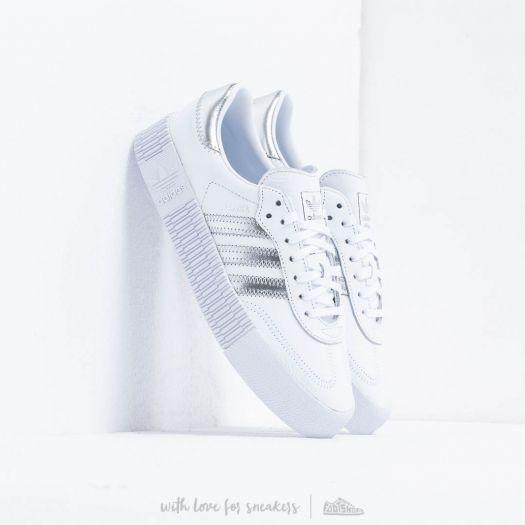 adidas sambarose weiß