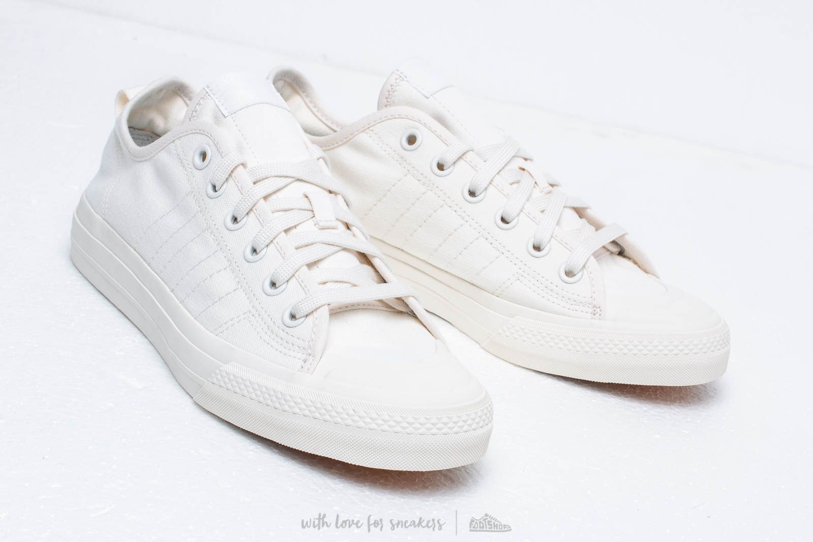 adidas Nizza RfCloud White Cloud White Off White