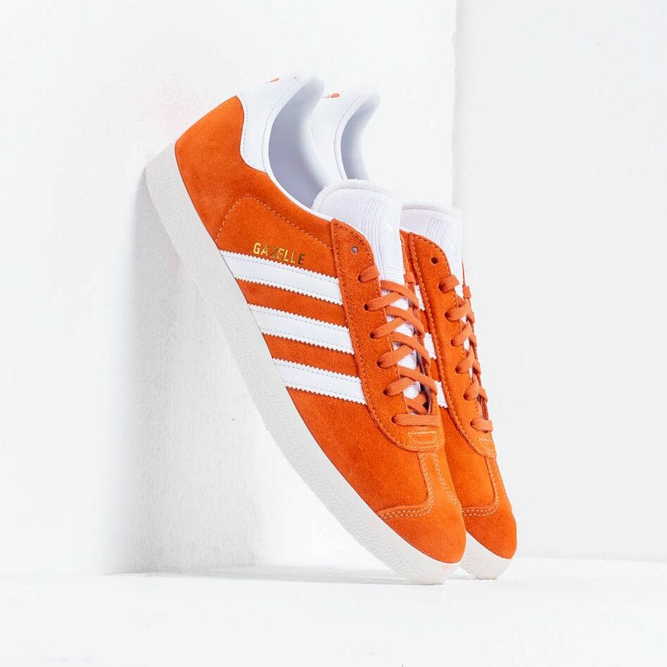 adidas Gazelle Easy Orange/ Ftw White/ Crystal White EUR 44 2/3