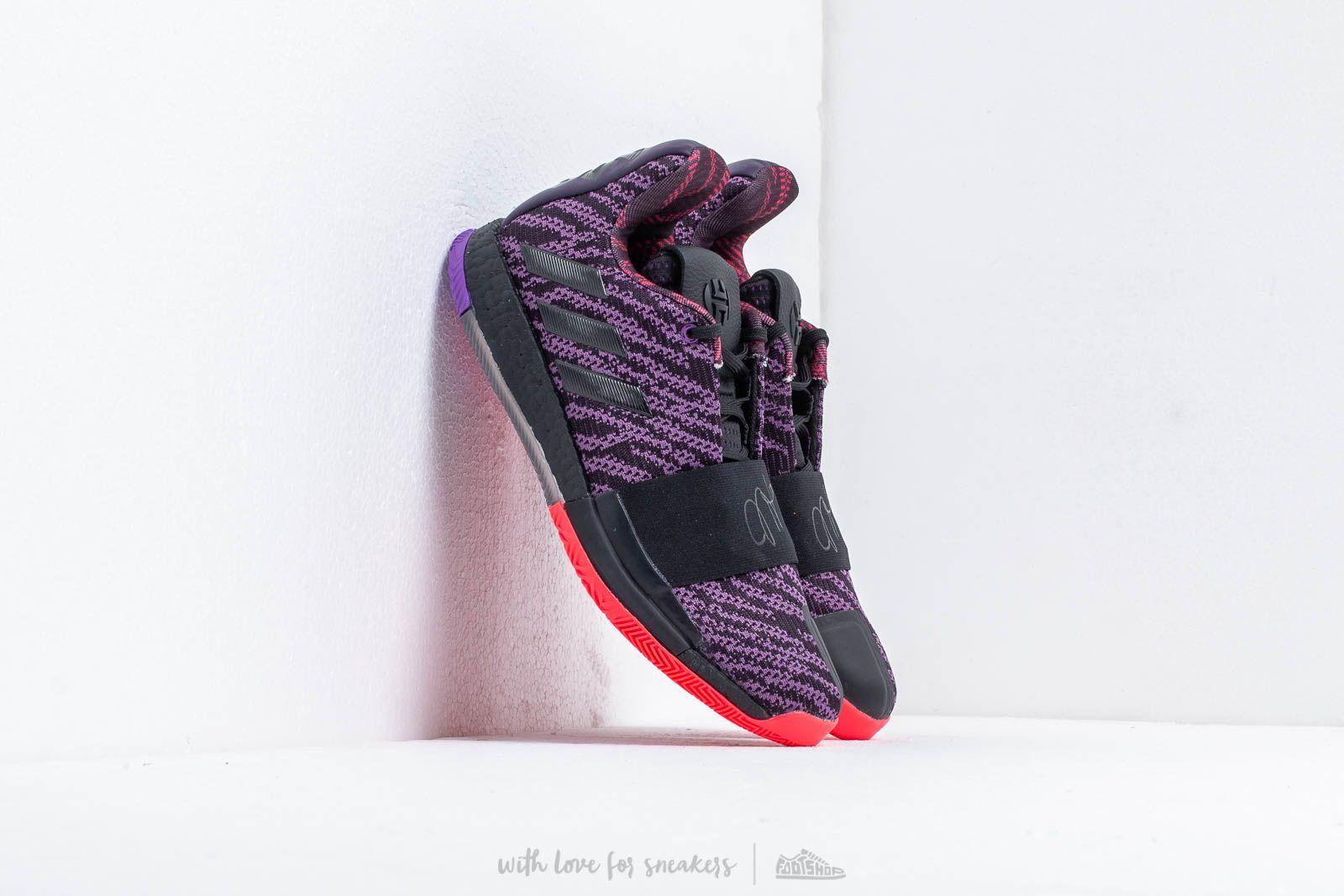 finest selection 32287 9a2ce adidas Harden Vol. 3 Legend Purple Core Black Active Purple at a great