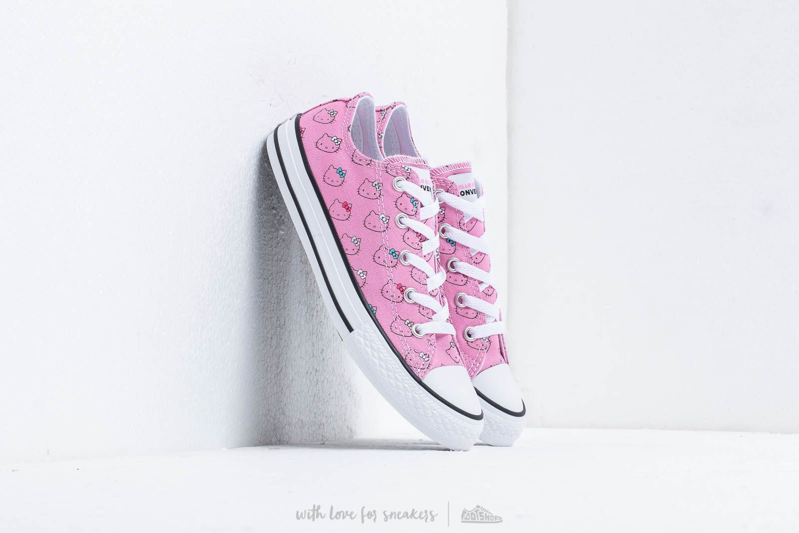 b83103ab52a Converse x Hello Kitty Chuck Taylor All Star Prism Pink/ White/ White at a