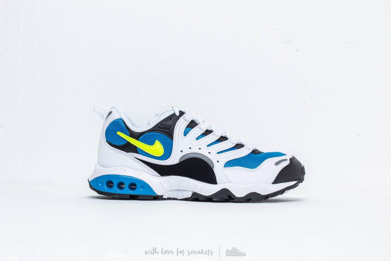 wholesale dealer 8a0e3 d86d4 Nike Air Terra Humara 18 White Volt-Photo Blue-Black at a