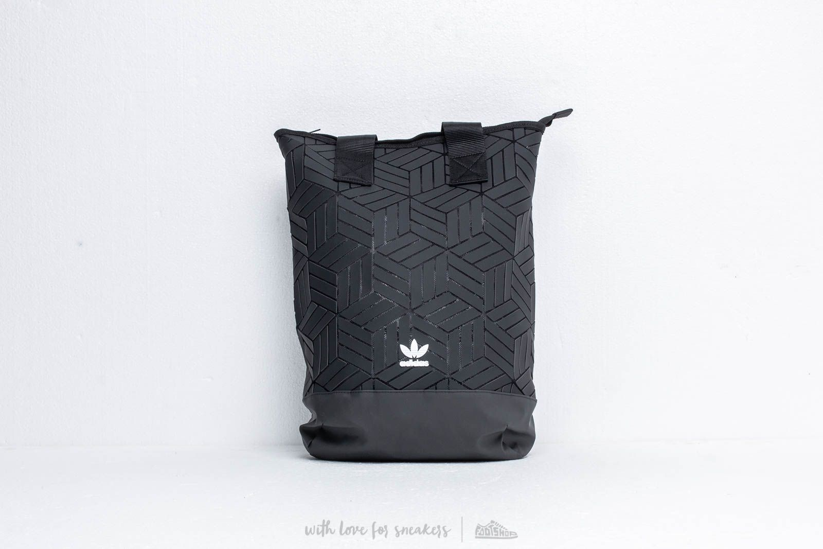 best loved 968d4 834a2 adidas Roll Top 3D Backpack