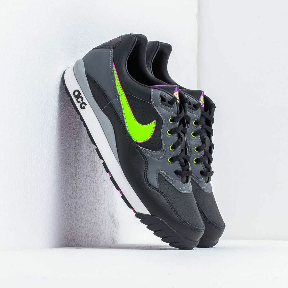 Nike ACG Air Wildwood Black/ Electric Green EUR 44.5
