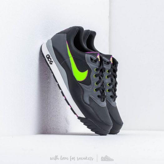 Nike ACG Air Wildwood Black Electric Green | Footshop