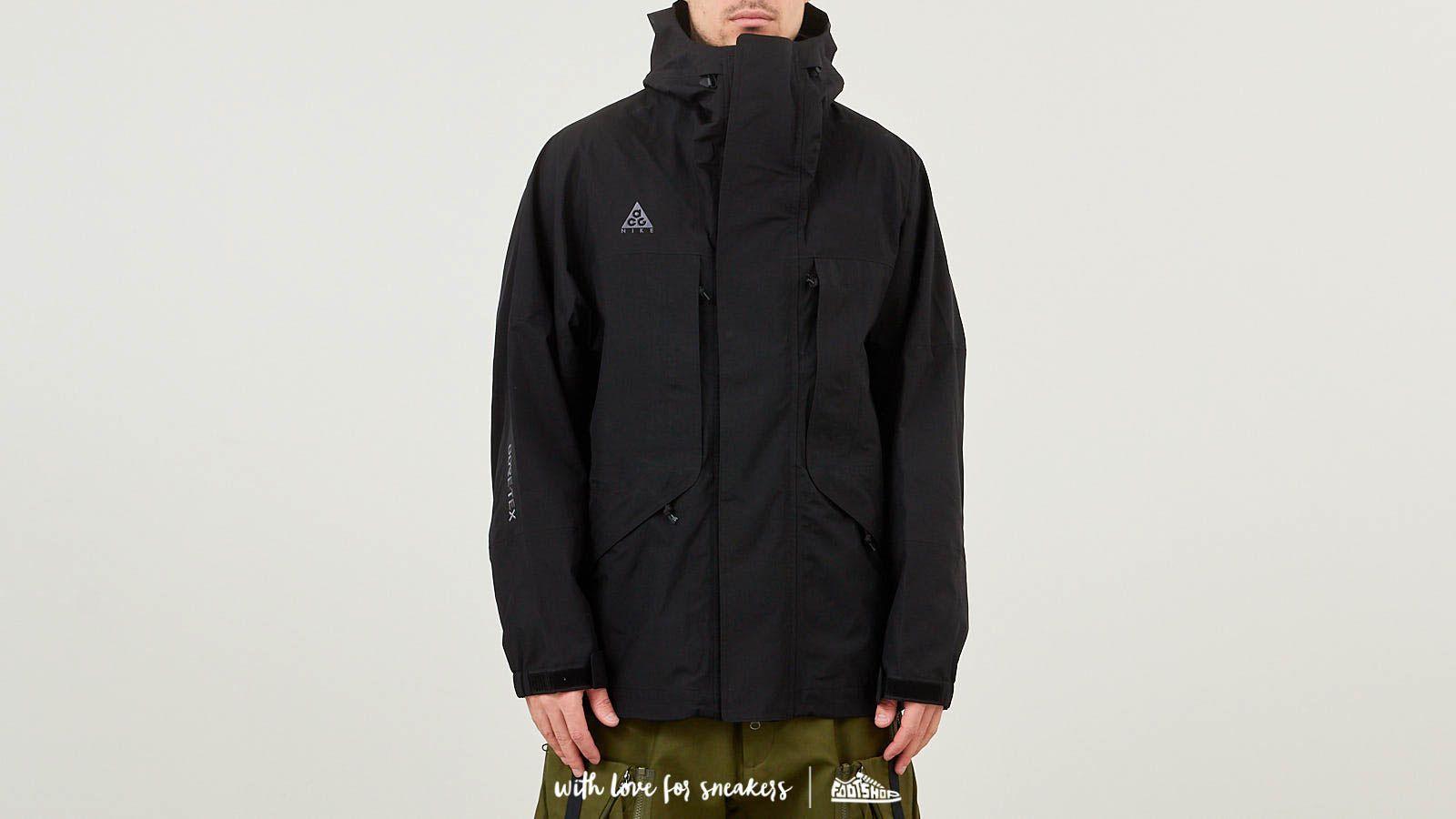 Coach Jackets Nike ACG Goretex Jacket NRG Black