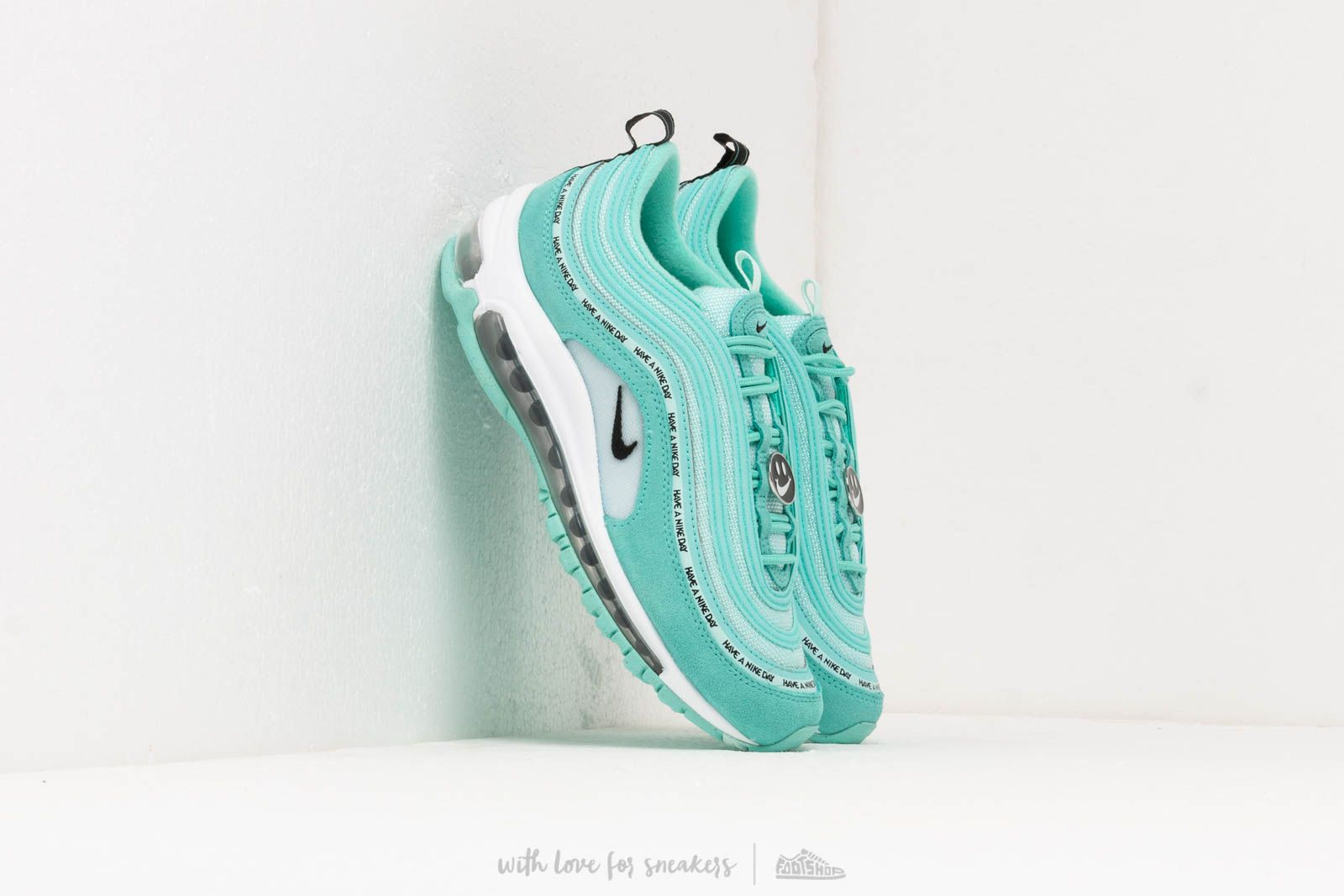 Nike Air Max 97 Se (GS) Tropical Twist/ Black-Teal Tint-White