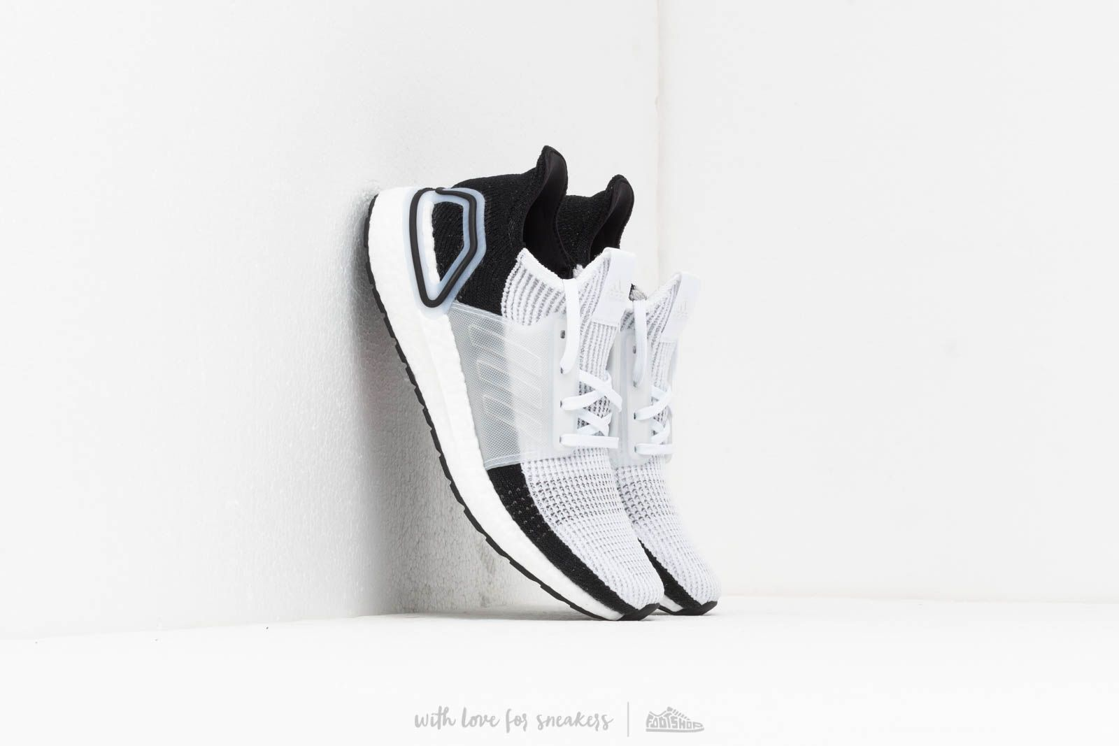 adidas UltraBOOST 19 Ftwr White Ftwr White Grey Two | Footshop