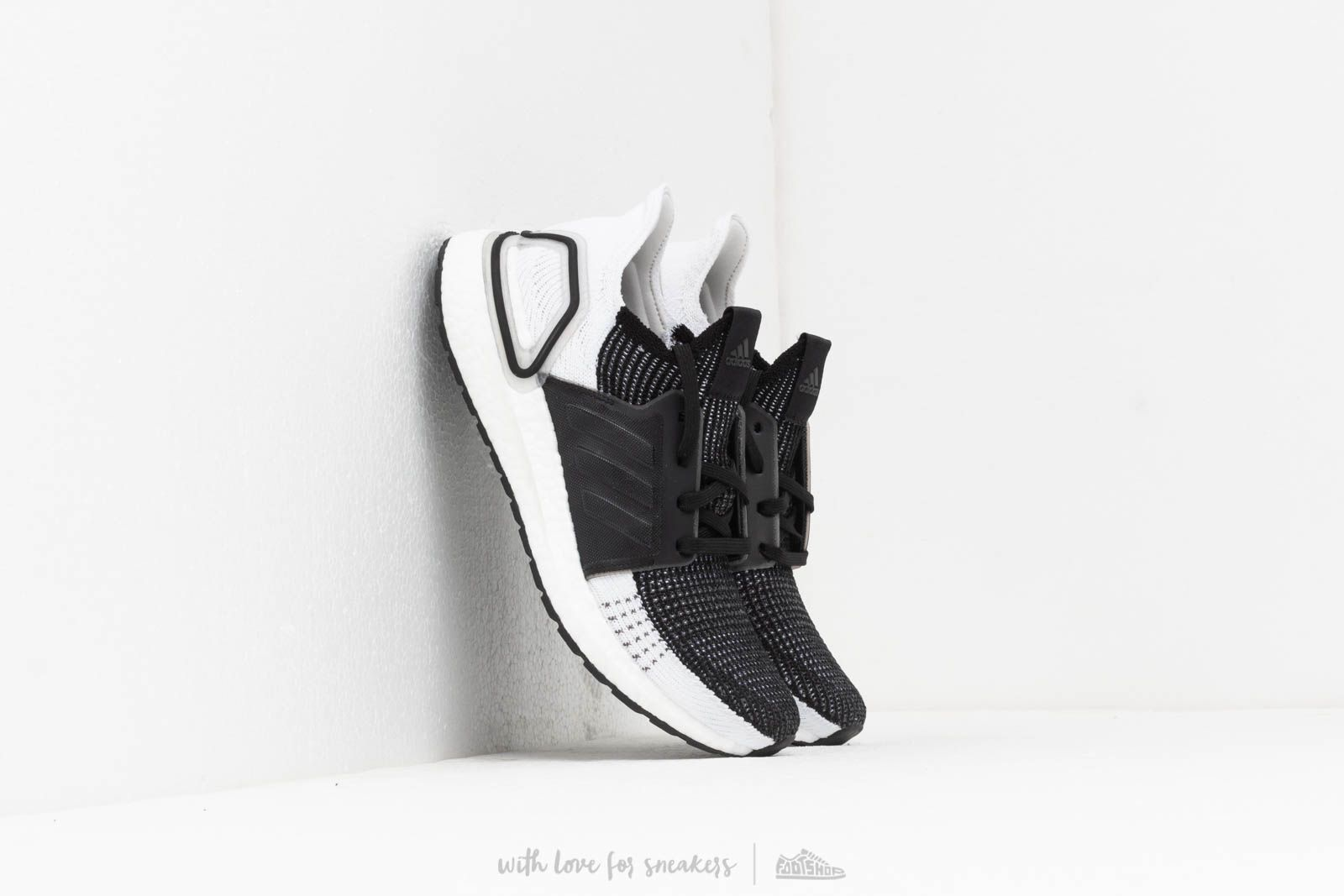 Women's shoes adidas UltraBOOST 19 W Core Black/ Grey Six/ Grey Four