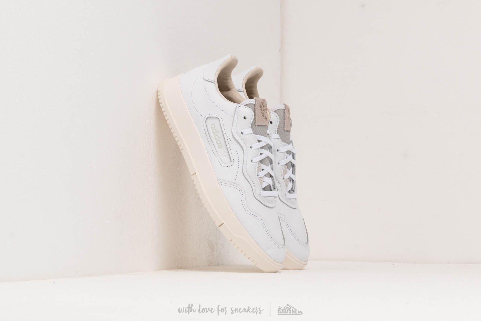 timeless design 1c8b5 c8799 adidas Sc Premiere Ftw White Crystal White Chalk White au meilleur prix  114 €