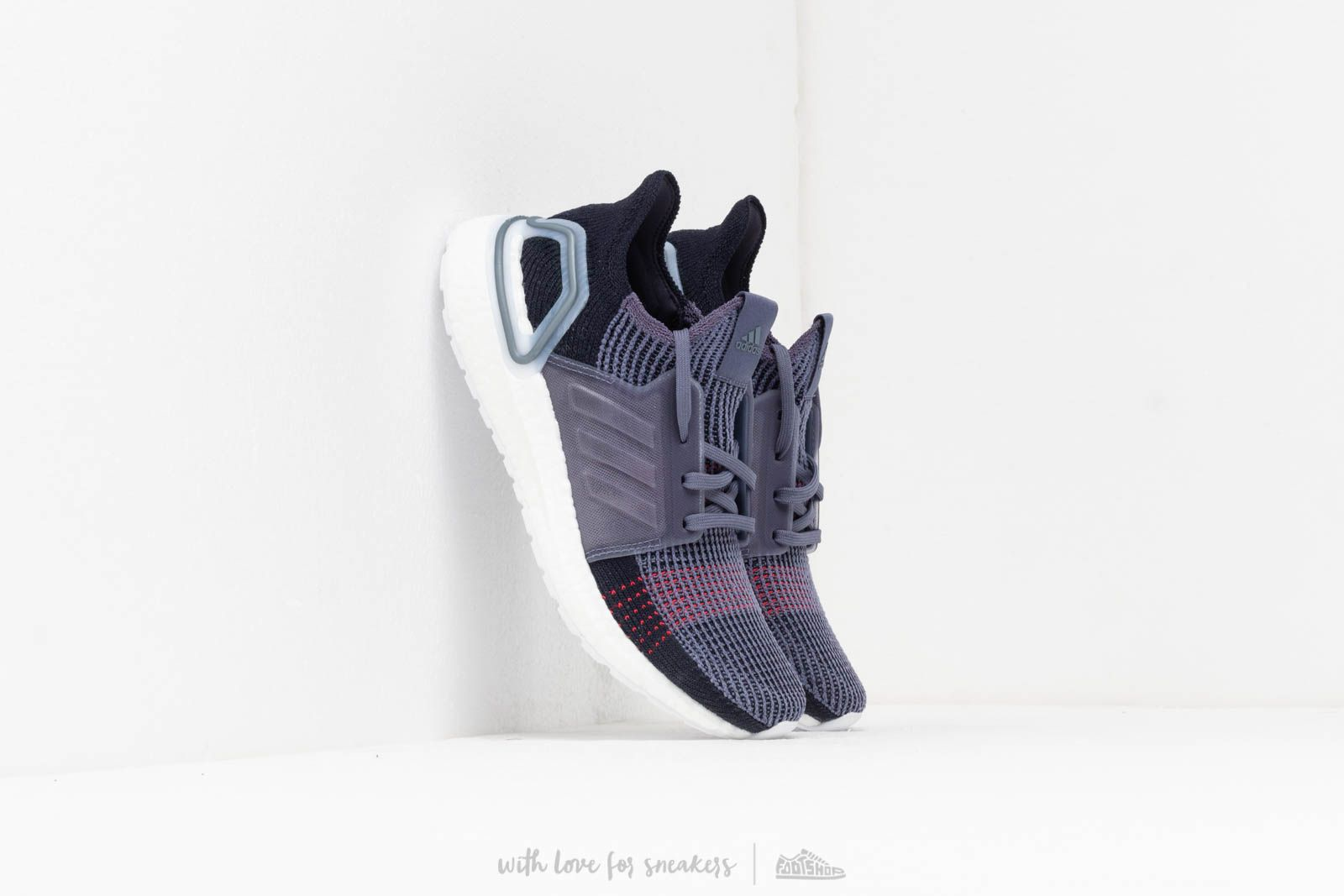 huge selection of 36da6 fe935 adidas UltraBOOST 19 W Raw Indigo Raw Indigo Shock Red at a great price