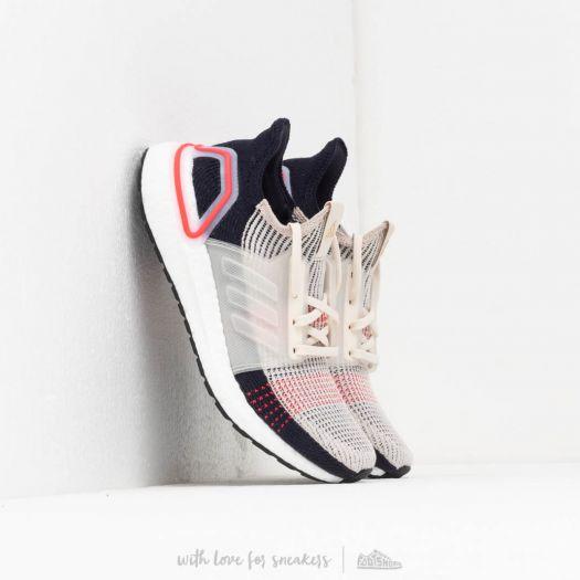 adidas UltraBOOST 19 W Clear Lilen Crystal White Core Black | Footshop