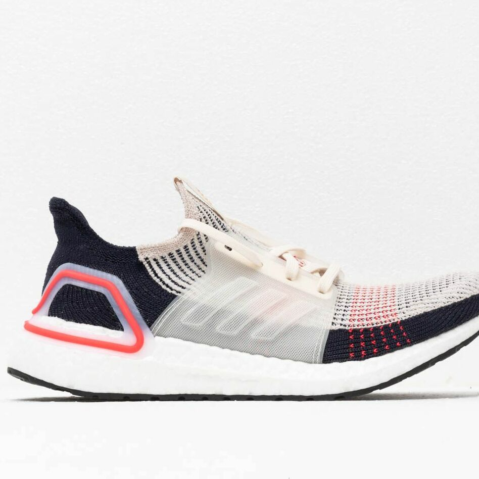 adidas UltraBOOST 19 W Clear Brown/ Cloud White/ Legend Ink, Multicolour