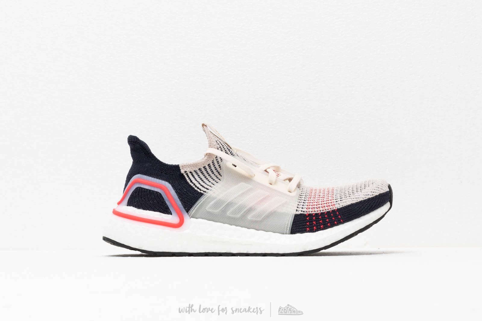 reputable site 6ad60 83b8a adidas UltraBOOST 19 W Clear Brown  Cloud White  Legend Ink at a great price