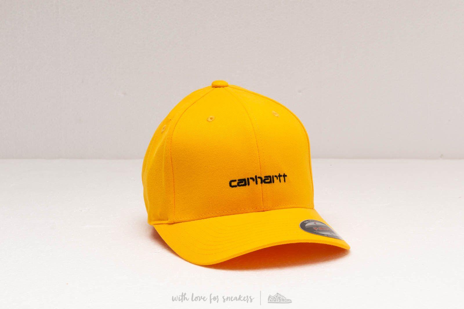 27791b71ac4 Carhartt WIP Script Cap Primula  Black at a great price 37 € buy at Footshop