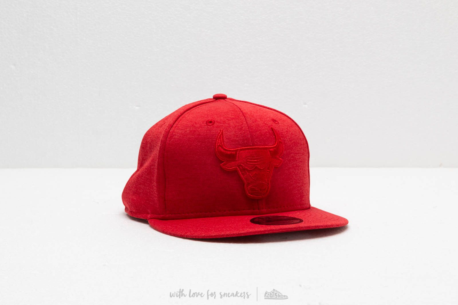 New Era NBA 9Fifty Shadow Tech Chicago Bulls Red at a great price 37 € buy 493ffd25908e