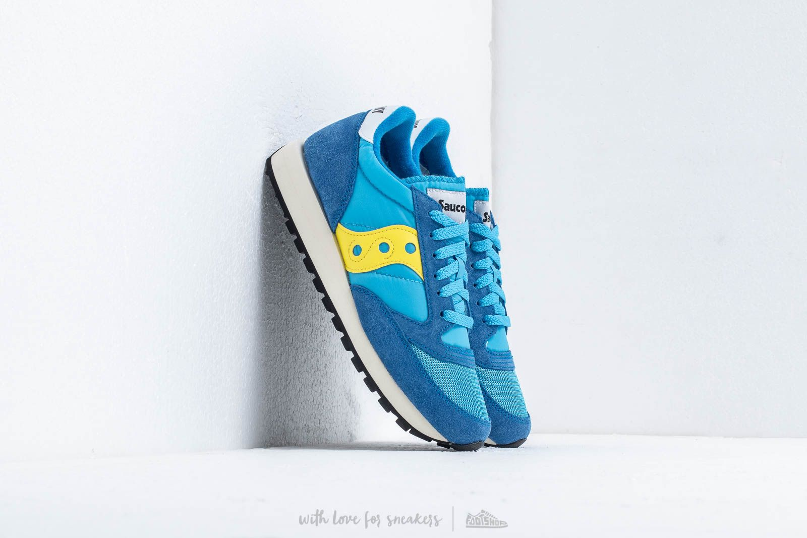 Saucony Jazz Original Vintage Blue/ Yellow at a great price 92 € buy at Footshop