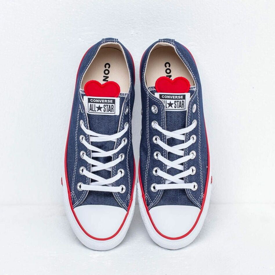 Converse Chuck Taylor All Star Indigo, Blue