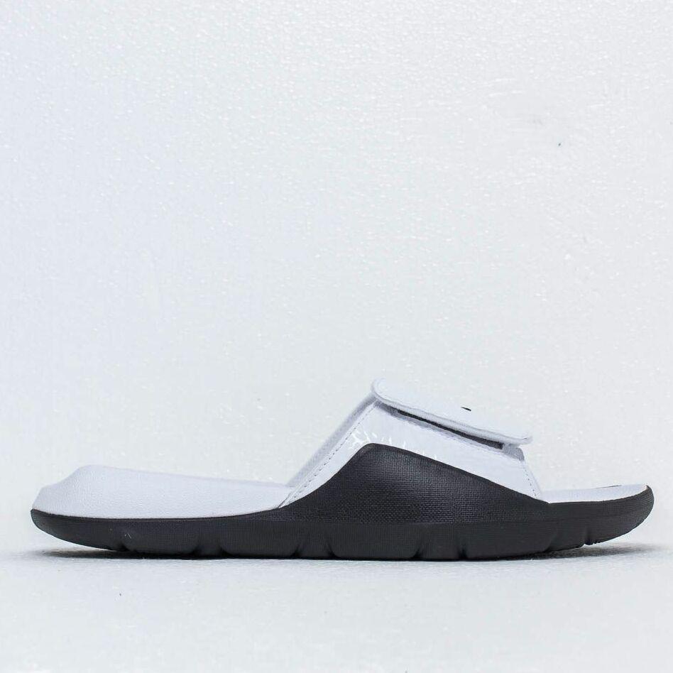 Jordan Hydro 7 V2 White/ Black