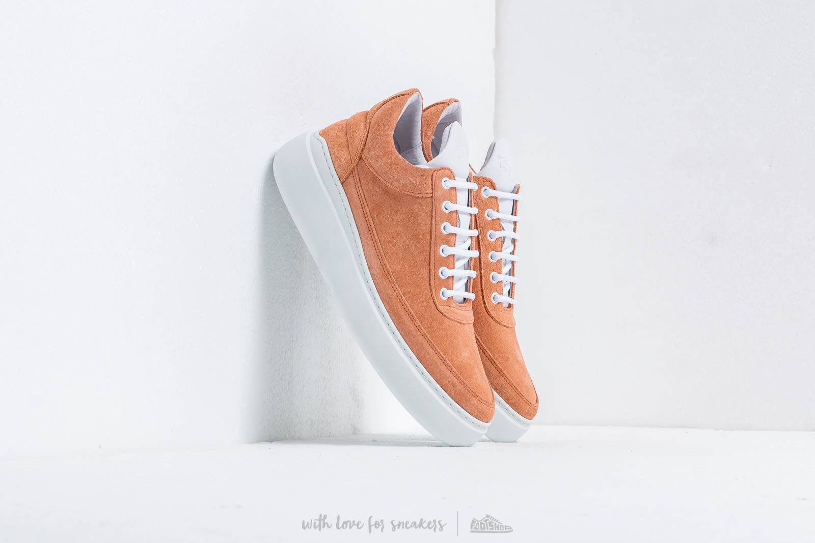 Жіноче взуття Filling Pieces Low Top Angelica Khromat Peach