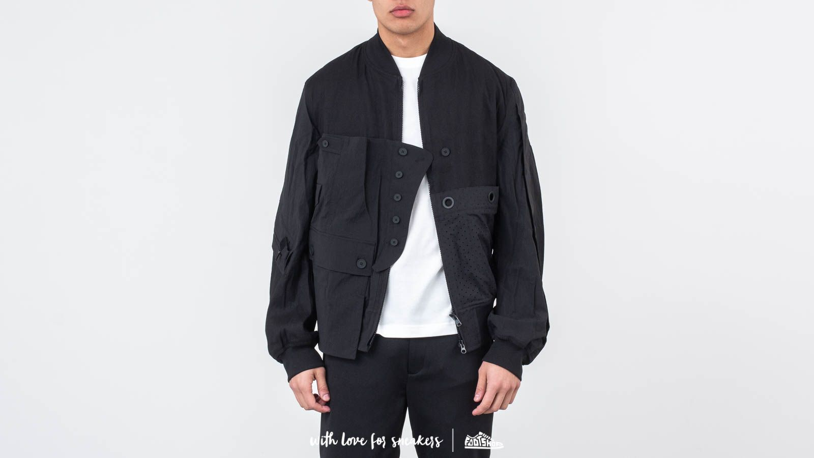 Y-3 Tech-CTN Bomber Jacket
