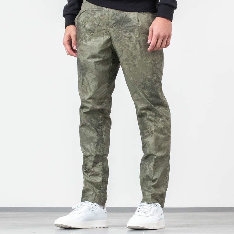 Soulland Pino Pants Green Camo