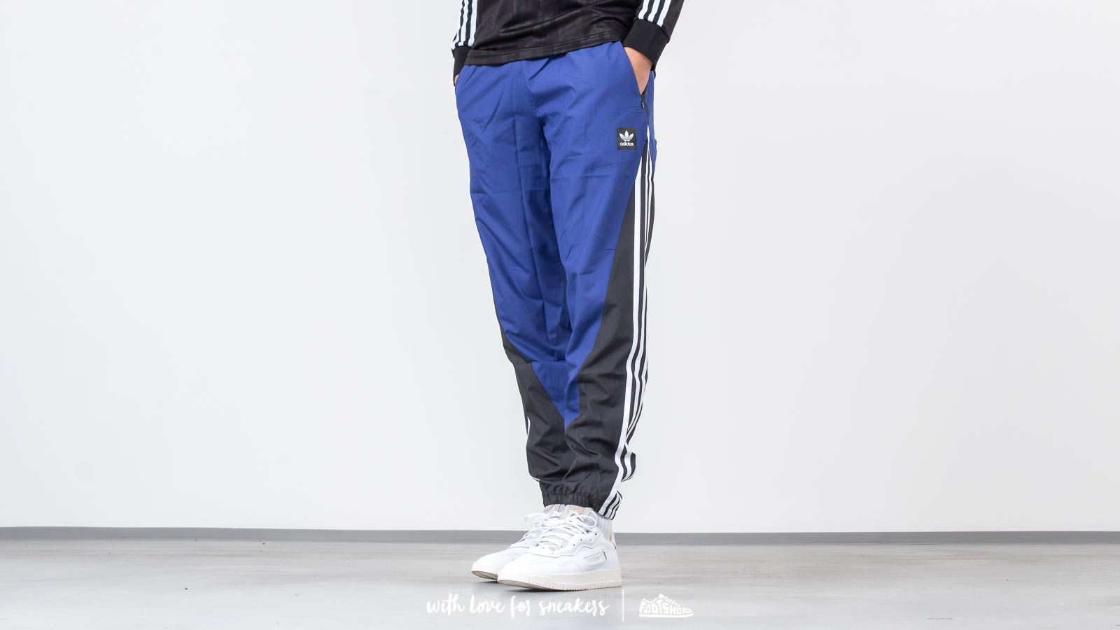 d97ccd4a35b7 adidas Insley Trackpants Active Blue  DGH Solid Grey  White at a great  price  84