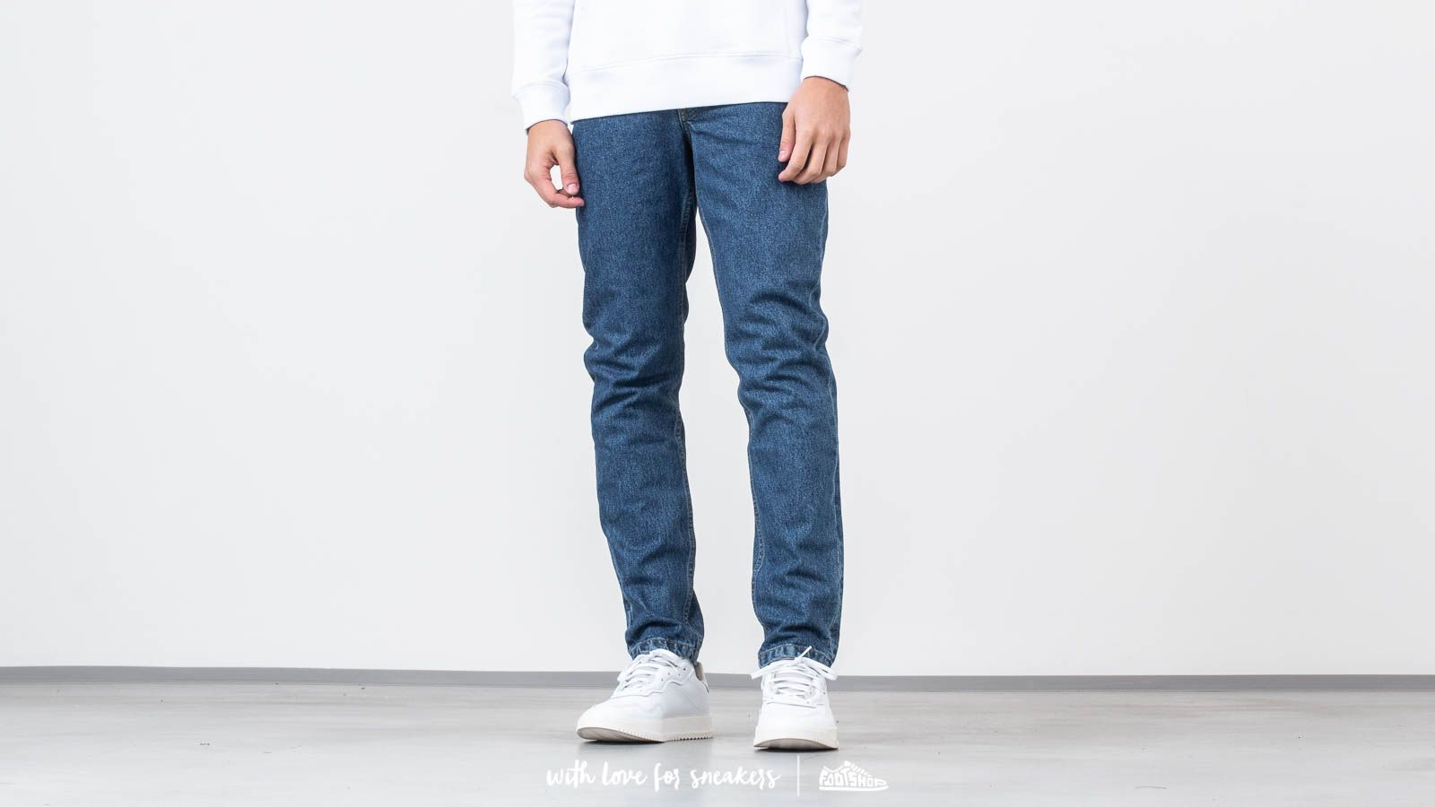 Soulland Erik Jeans Indigo at a great price 137 € buy at Footshop