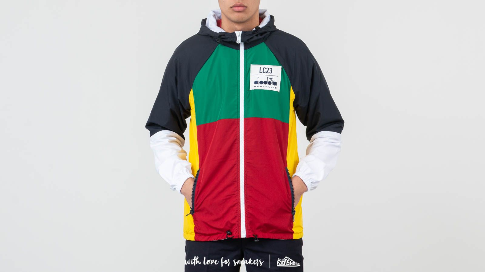 Diadora Sailing Jacket