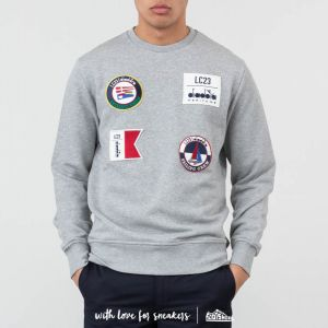 Diadora Sailing Patch Crewneck 644567ba5e