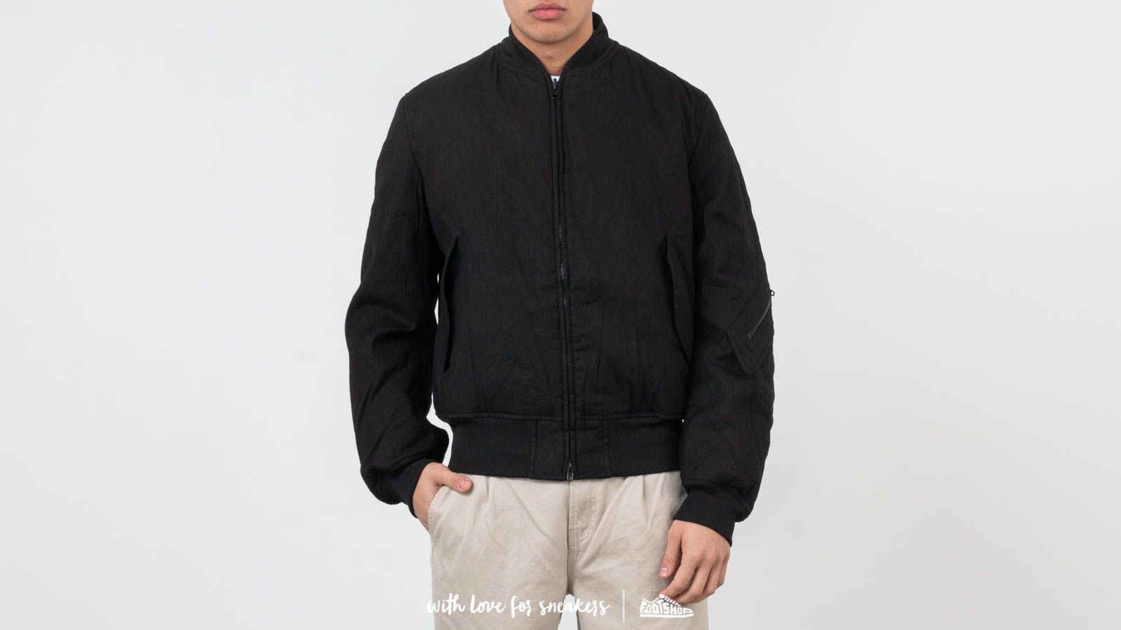 Y-3 Reversible Bomber Black at a great price 476 € buy at Footshop