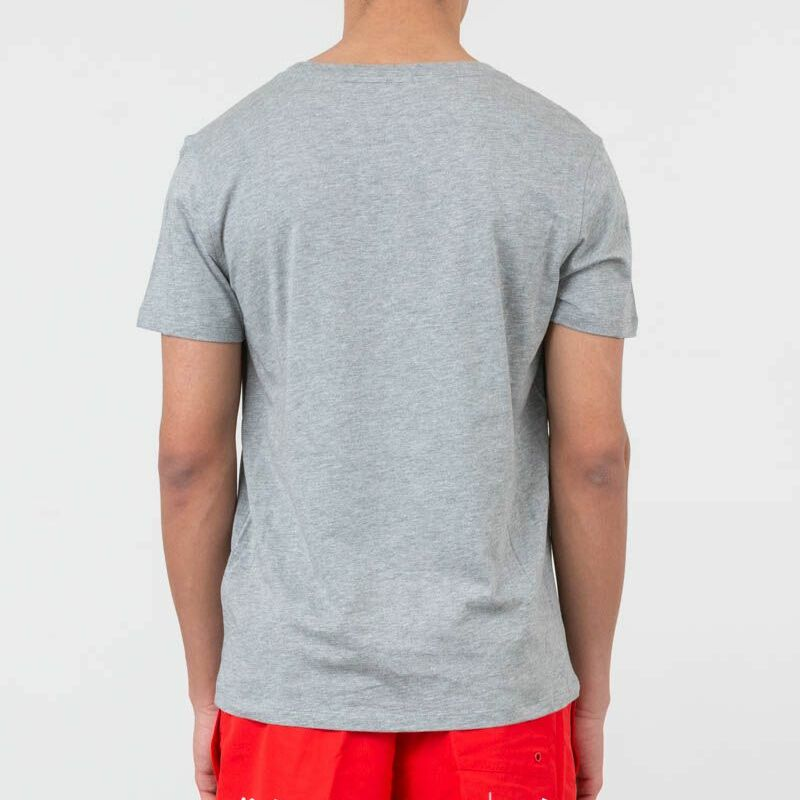 Calvin Klein Relaxed Tee Grey Heather, Gray
