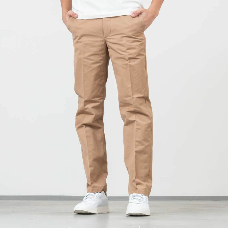 Norse Projects Haga Technical Twill Pants Utility Khaki