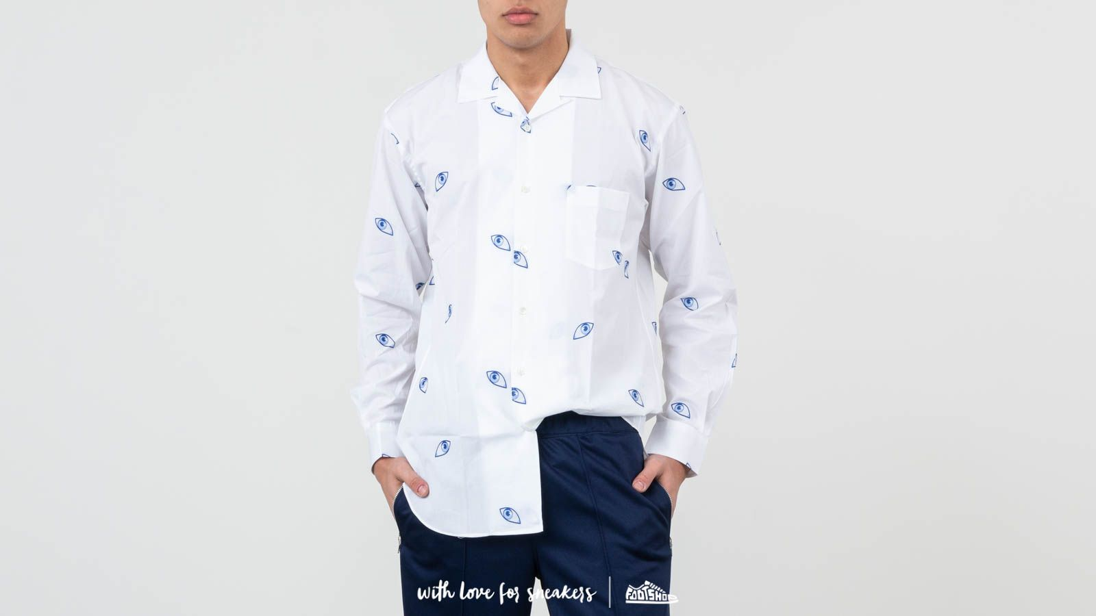 Comme des Garçons SHIRT S27047 White at a great price 352 € buy at Footshop