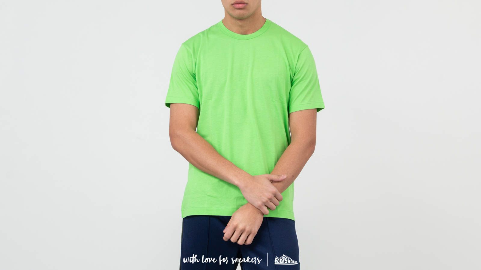 Comme des Garçons SHIRT BOYS S27112 Green at a great price 55 € buy at Footshop