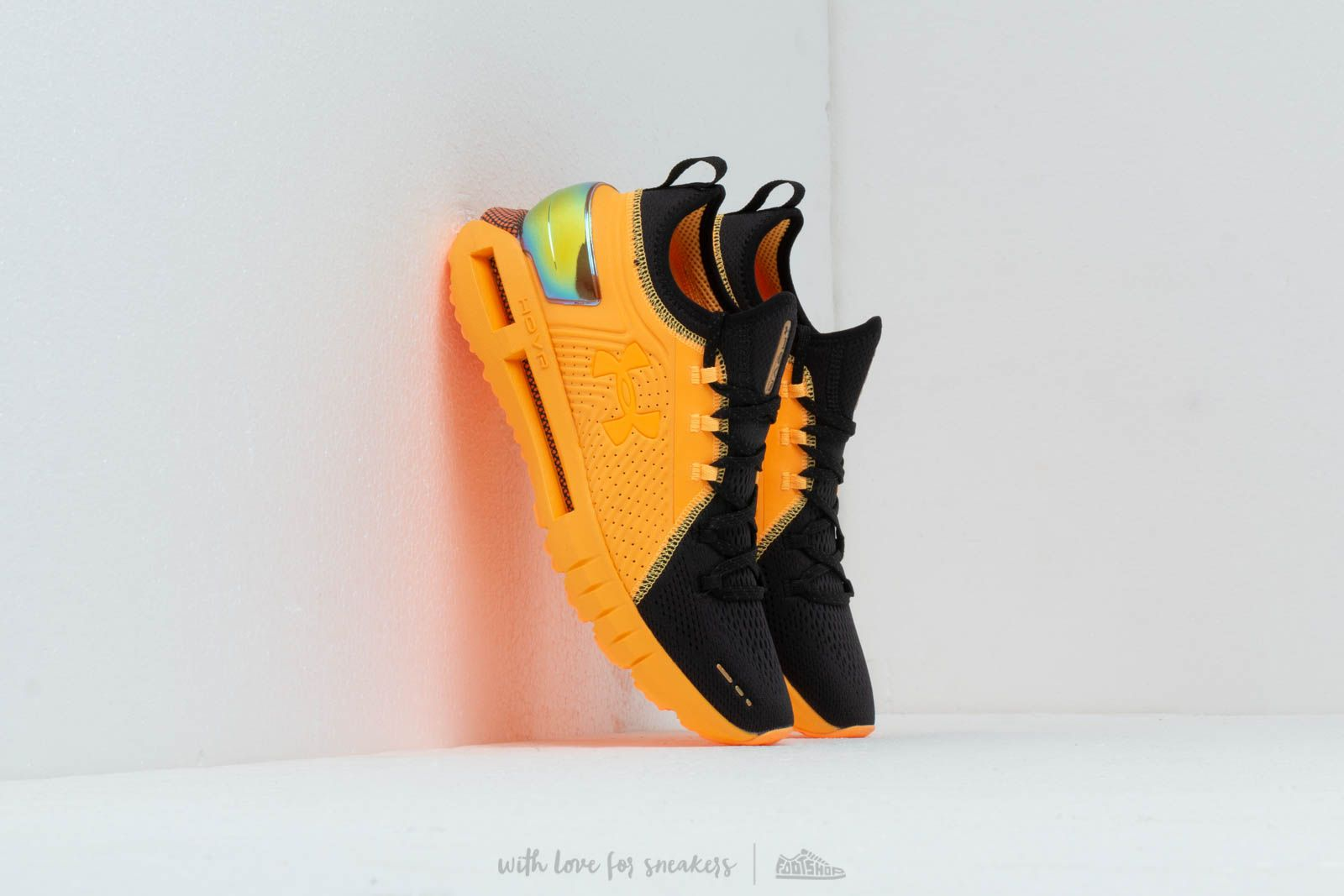 online store 4e1b4 59e54 Under Armour Hovr Phantom SE MD Orange | Footshop