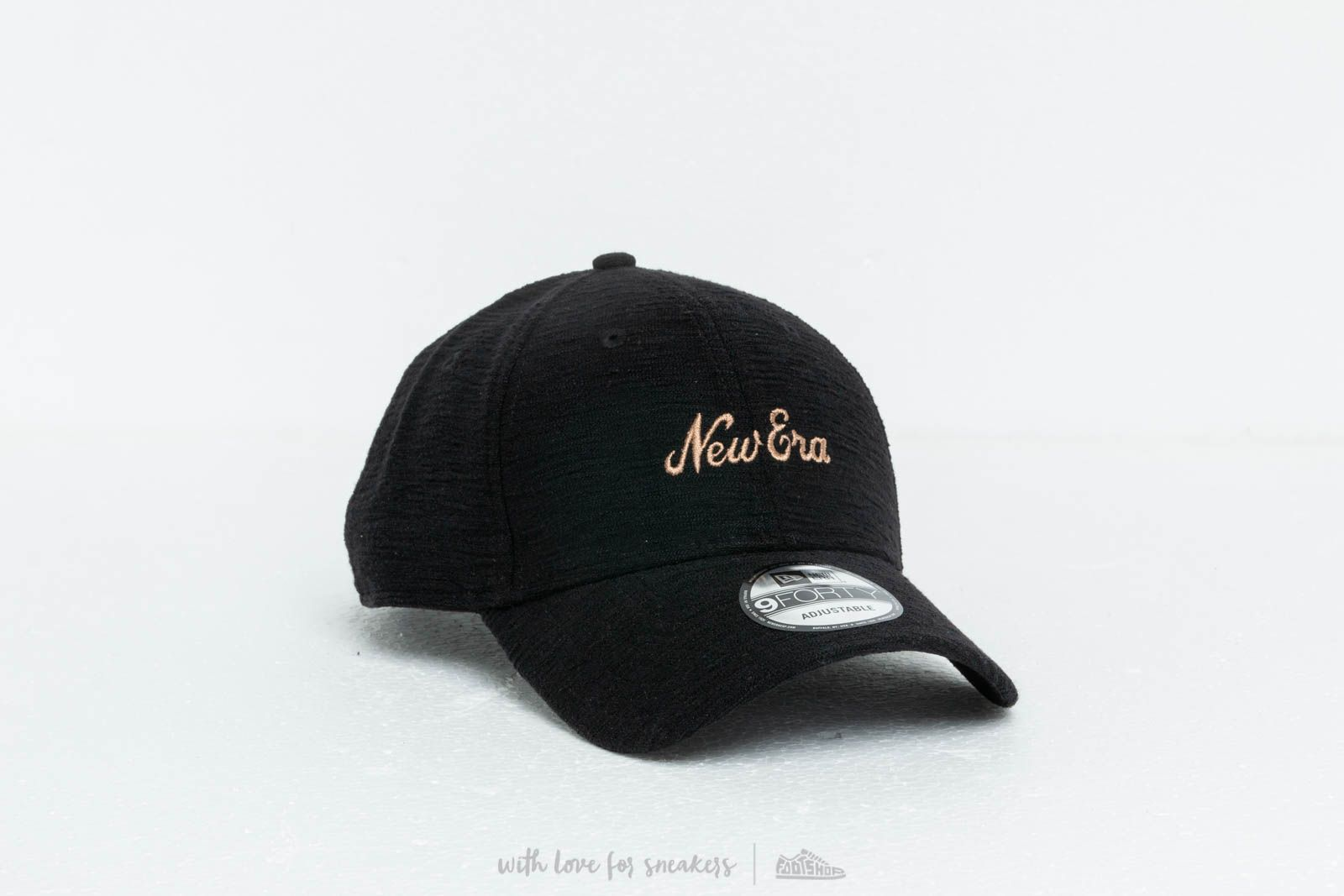 New Era 9Forty Slub Snapback Cap