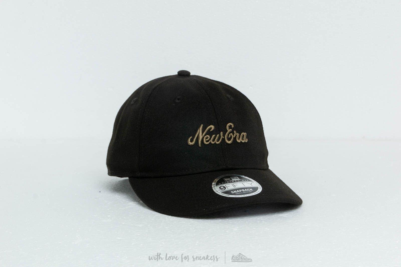 New Era 9Fifty Retro Crown Cap