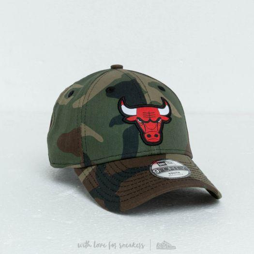 New Era Kids 9Forty NBA Character Chicago Bulls Cap e20848b283