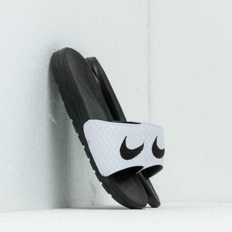 Nike Benassi Solarsoft White/ Black EUR 44
