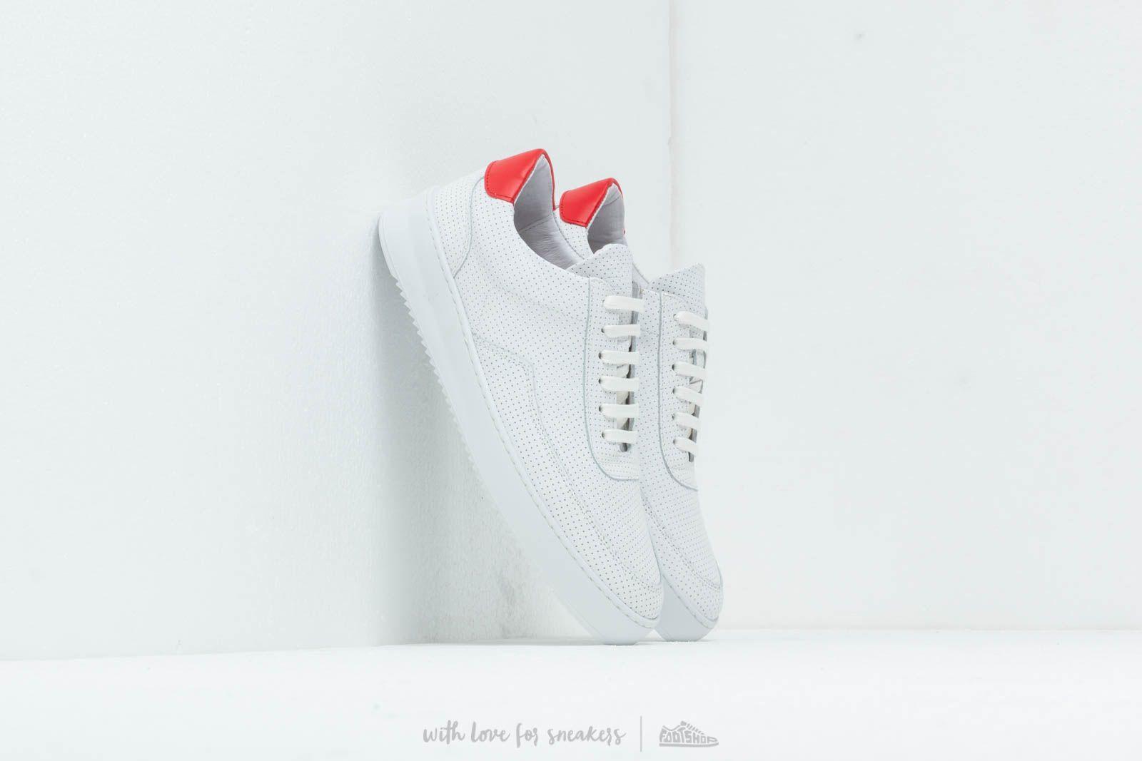 Men's shoes Filling Pieces Low Mondo Ripple Nardo Block White