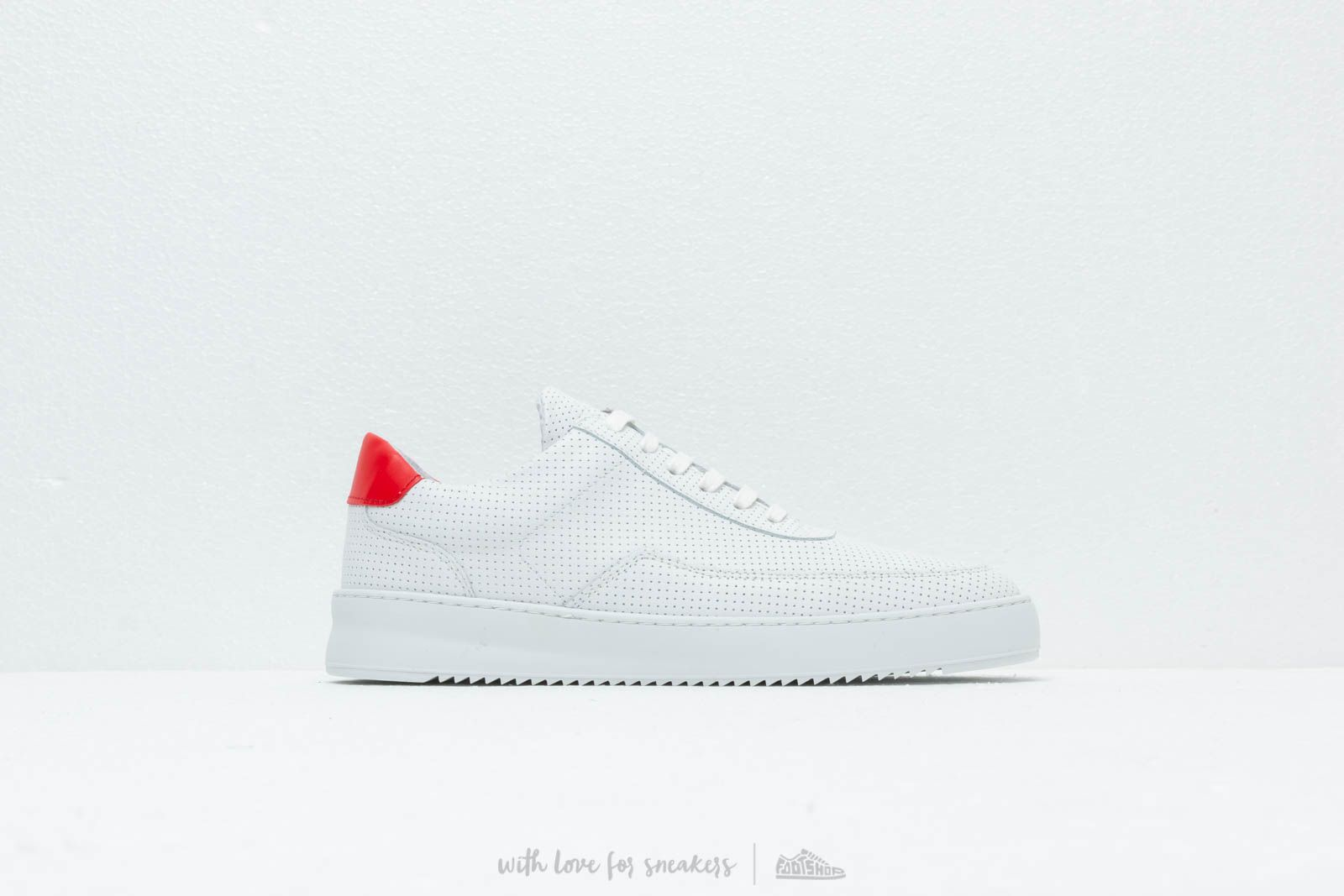 a4305e8472c Filling Pieces Low Mondo Ripple Nardo Block White at a great price 191 €  buy at